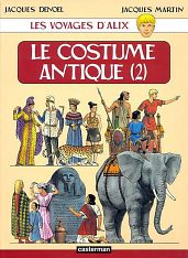 Le costume antique II